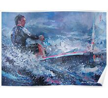 Passion For Sailing - Boats Art Gallery Poster