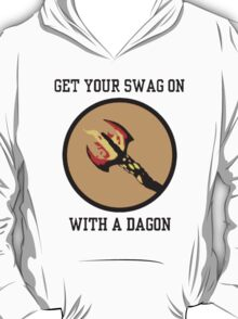 Get Your Swag on With a Dagon T-Shirt