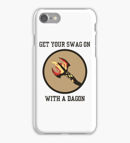 Get Your Swag on With a Dagon iPhone Case/Skin