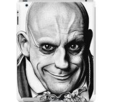 Uncle Fester iPad Case/Skin