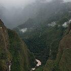 Machu Picchu 3 by Tess Mitchell