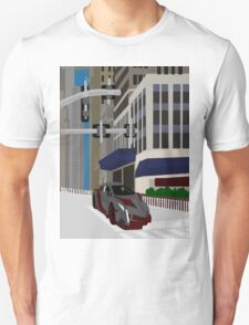 Burghal Thoroughfare Conveyance T-Shirt