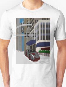 Burghal Thoroughfare Conveyance T-Shirt
