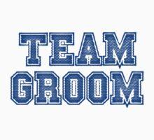 Team Groom by Al Craker