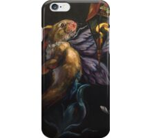 Moth and Flame iPhone Case/Skin