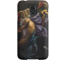 Moth and Flame Samsung Galaxy Case/Skin