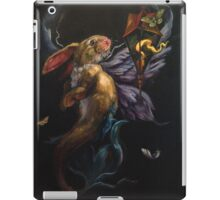 Moth and Flame iPad Case/Skin