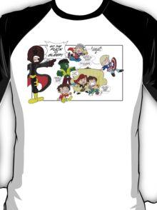 Chibi Avengers T-Shirt