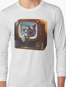 Ultra TV Time Long Sleeve T-Shirt