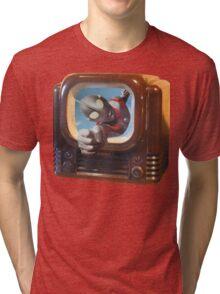 Ultra TV Time Tri-blend T-Shirt