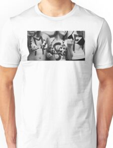 "MSF- ""Three Girls, Three Cups"" Unisex T-Shirt"