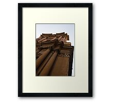 Architecture in Rome, Italy - One of Over 900 Churches in the City Framed Print