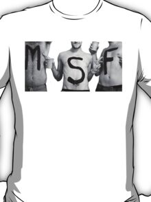 """MSF- """"Nip, Nip, GOOSE!"""" T-Shirt"""