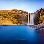 Skógafoss by Nordic-Photo