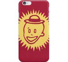 Happy Sunshine Man iPhone Case/Skin