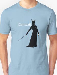 Thranduil the Elf- iCanwait T-Shirt