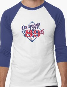 Oklahoma City 89ers Men's Baseball ¾ T-Shirt