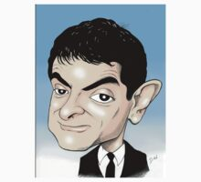 MR BEAN T-SHIRT by David Lumley