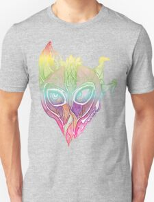 rainbow alien swamp monster T-Shirt