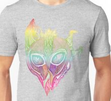 rainbow alien swamp monster Unisex T-Shirt