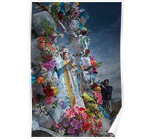 Festival Parade Efigy Poster