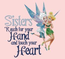 Tinker Bell and Periwinkle Sisters  by sweetsisters