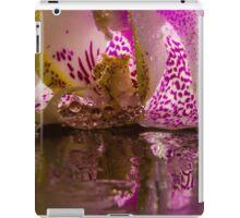 Rainy Orchid iPad Case/Skin
