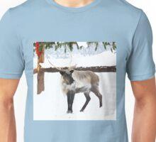 Reindeer for Christmas. Unisex T-Shirt