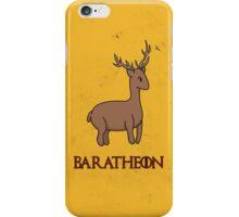 Game of Thrones - House Baratheon Sigil iPhone Case/Skin