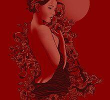 Geiko by Lou Patrick Mackay