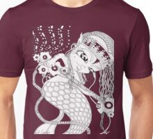 Sea Of Wires - Guitar Unisex T-Shirt