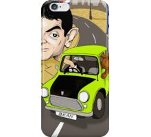 MR BEAN & DR WHO IPHONE CASE iPhone Case/Skin