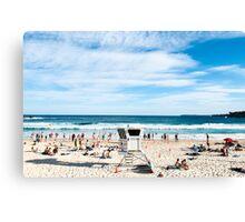 Bondi Lifeguard Canvas Print