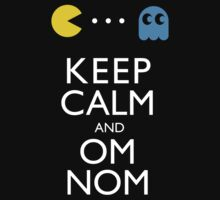 Keep calm and om nom by RobertKShaw