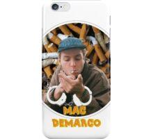 MAC-DEMARCO' - T#4 iPhone Case/Skin