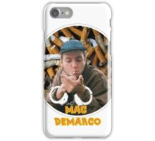 MAC-DEMARCO' - T#4 iPhone Case/Skin