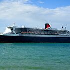The Queen Mary 2  by Christopher Houghton