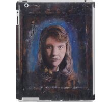 Portrait of Sylvia Plath iPad Case/Skin