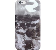 Moon Over New Mexico iPhone Case/Skin