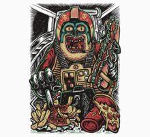 Zombie Star Farter Pilot by NibiruHybrid