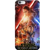 episode VII the force awakens iPhone Case/Skin