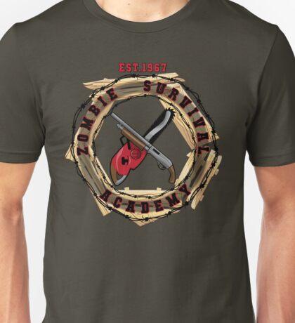 Zombie Survival Academy Unisex T-Shirt