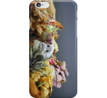 'I am drowning in the flood of my sins; they are a burden too heavy to bare.'  ~ Psalm 38:4 iPhone Case/Skin