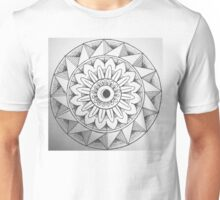 Mandala iPhone 4s. Unisex T-Shirt