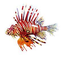 Lionfish by SamNagel