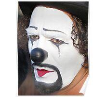 clown III - payaso Poster