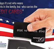 A Quotographic on Credit Cards by Infographics