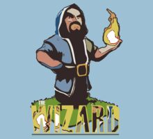 Clash of Clans - Wizard Edition by nytelock