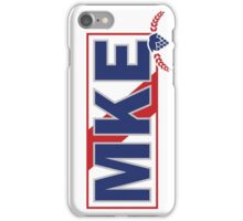 Milwaukee PBR Mashup   Pabst Blue Ribbon iPhone Case/Skin