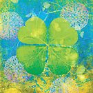 Four Leaf Clover by Elena Ray